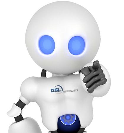 GSL geheimer Gestaltungs-Super-Roboter