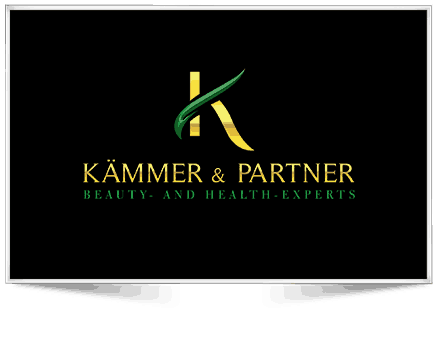 Logo und WordPress Webseite Kämmer und Partner