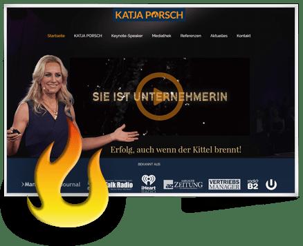Print, Broschüren, Screens, PDFs für diverse Projekte von Katja Porsch