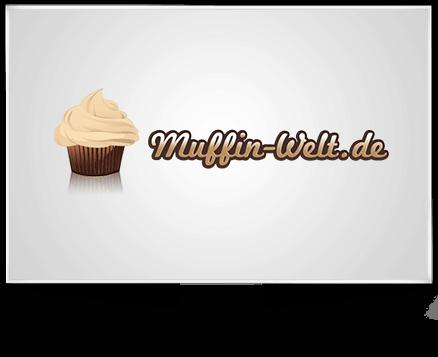 Logo Erstellung und Webseiten Umgestaltung Muffin-Welt.de