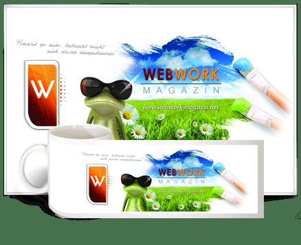 GSL Referenzen Print Webwork Magazin