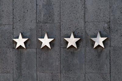 Webseiten referenzen und Bewertungen