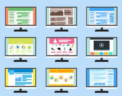 Tausende WordPress Templates stehen zur Verfügung