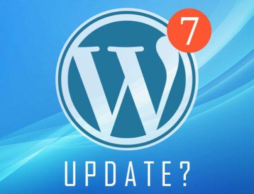 Warum WordPress Updates – Wie und Wo ist was zu tun.