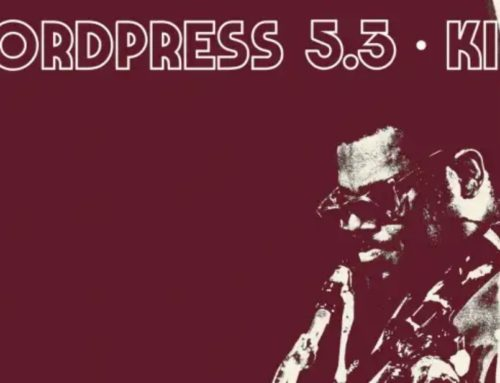 WordPress 5.3 bringt neues Design-Theme