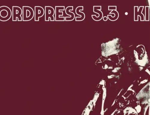 WordPress 5.3 bringt neues Design-Theme