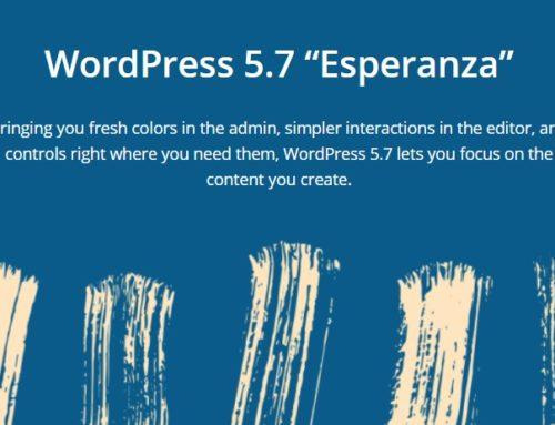WordPress 5.7 macht Umstellung auf HTTPS leichter