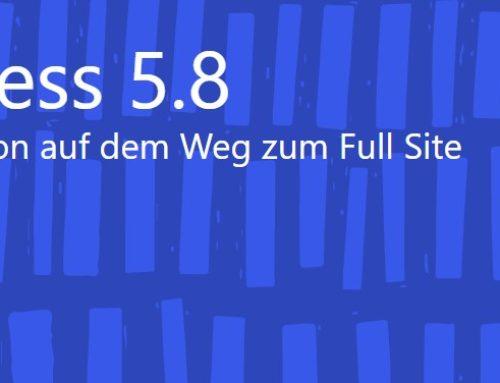 WordPress 5.8 mit mehr Blöcken, Duotone und WebP
